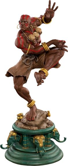 Dhalsim (Pop Culture Shock)