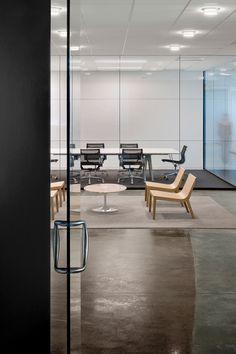 Gunderson Dettmer, Law firm. Designed by HOK