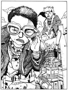Amer Béton | du9, l'autre bande dessinée