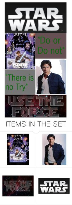 """""""star wars audition"""" by i-love-cassandra-clare ❤ liked on Polyvore featuring art, starwars and HanSolo"""