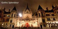 Fashion show venues | Reception venue | London wedding venue | Royal Courts of Justice