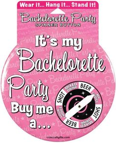 "I like this too!! Even if we don't wind up going out!! ""Bachelorette party ideas and stuff #BeautifulBrides"""