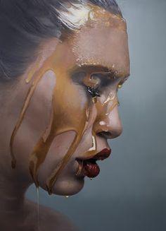 Pinturas de Mike Dargas.