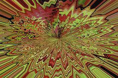 Featured Art - Abstract by Photoshop 31 by Allen Beatty