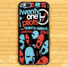 Twenty One Pilots poster iPhone Cases Case