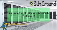 Confused about the finding the best web host in SiteGround vs HostGator duo? Check out our comparison to choose the one that fits your need. #Webhosting #SiteGround #HostGator