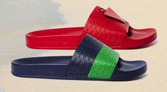 Sliders Will Still Be In For 2015: Raf Simons x adidas Said So