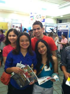 Recife, Brazil Salão do Estudante Fair 2013. http://studyusa.com