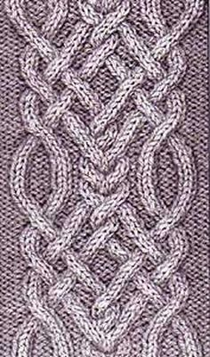 Another beautiful cable knit. Check out my article at Squidoo http://www.squidoo.com/how-to-knit-cables