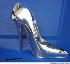 Weird shoes  http://smilepanic.com/25-creative-and-weird-shoe-designs