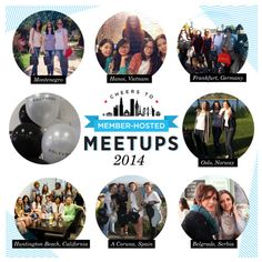 We're sending a big THANK YOU to all of the hosts of Polyvore meetups around the world! #PolyvoreBlog http://polyv.re/ThanksHosts