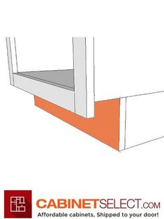 Buy Greystone Shaker Kitchen Cabinets - RTA Cabinets by CabinetSelect Mdf Cabinet Doors, Mdf Cabinets, Mdf Doors, Types Of Cabinets, Espresso Kitchen Cabinets, Shaker Kitchen Cabinets, White Shaker Cabinets, Plywood Shelves