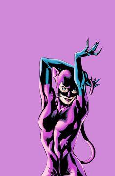 Catwoman in Birds of Prey V1 12-14