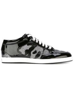 JIMMY CHOO 'Miami' Sneakers. #jimmychoo #shoes #sneakers