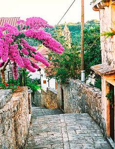 Cavtat Island, Croatia