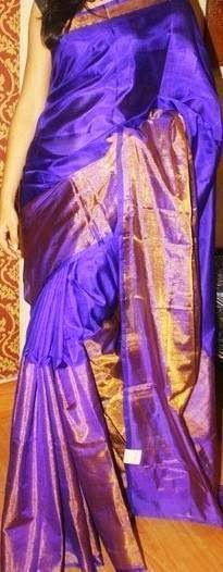 Elegant Fashion Wear: Exclusive Uppada silk saree Holi Offer Price:4000 #designer #designersarees