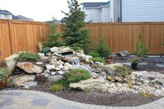 Backyard Waterfalls Design Ideas, Pictures, Remodel, and Decor - page 9