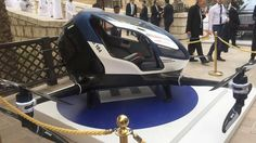 This autonomous flying taxi will start picking up passengers this summer, apparently. By Trevor Mogg  Published February 14, 2017.