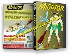 Desenho MIGHTOR COMPLETO E DUBLADO EM PORTUGUÊS. Garantia 100% de ENTREGA em MÃOS.  Dúvidas e Informações aqui: desenhosraros2005-livre@yahoo.com.br