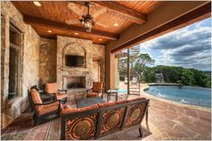 Patio Mediterranean Chicago ceiling fan ceiling lighting covered ...