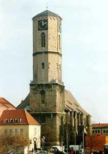 Jena, Stadtkirche st. Michaël