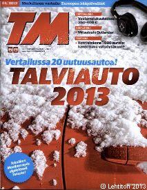 Tekniikan Maailma -lehdet