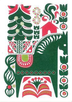 Marimekko & Sanna Annukka Card