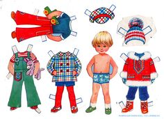 Childhood dolls, Norwegian, 1970´S - papercat - Picasa Web Albums