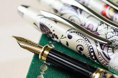 Goulet Pens Blog: Cross Botanica Fountain Pen: Quick Look