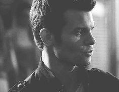 SIGH Elijah smiling.