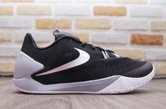 Nike Hyperchase - Black - Metallic Silver - SneakerNews.com