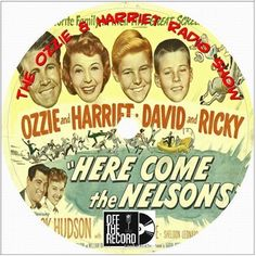 Ozzie and Harriet Radio Show 88 Episodes OTR Old Time Radio on CD DVD