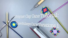 Polymer Clay Canes, Tableware, Dinnerware, Tablewares, Dishes, Place Settings