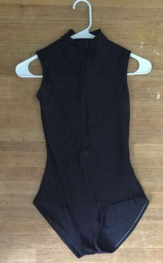 Yumiko Medium Jessica Leotard Black in Clothing, Shoes & Accessories, Dancewear, Adult Dancewear   eBay