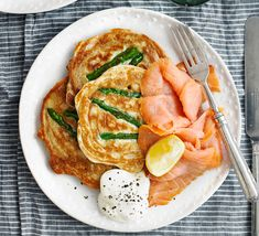 Make the most of the asparagus season with this versatile brunch, or treat yourself to a salmon supper