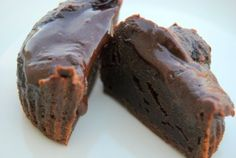 YUM  Weight watchers too!  These are dense, chewy, moist, fudgy brownies  1 box brownie mix  1 15oz can pumpkin  1 cup milk (regular, soy, almond)  bake in paper muffin cups at 350* for about 30 min.  These could definitely be made vegan