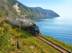 Trans Siberian Railway- from Beijing to Moscow