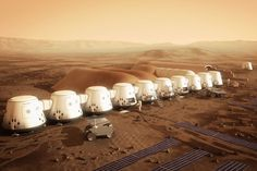 "Mars One (and done?) - In the ""Mars One"" project, led by a Dutch nonprofit, announced plans to establish the first human colony on the Red Planet by The mission would initially send four astronauts on a one-w. Mars One, Colonising Mars, Life On Mars, Massachusetts Institute Of Technology, Sistema Solar, Mars Colony, La Colonisation, Online Magazine, Nebulas"