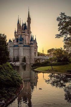 Magic Kingdom Sunrise