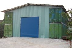 Storage Container Barn - Bing Images