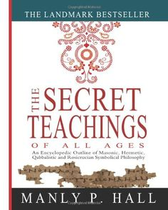 the secret teachings of all ages readers edition