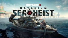 Just Cause 3 Bavarium Sea Heist Trailer