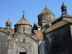 "Haghpat Monastery, also known as Haghpatavank (""Հաղպատավանք"" in Armenian), is a medieval Armenian monastery complex in Haghpat, Armenia."
