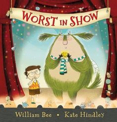 Worst In Show, illustrated by @redcapcards artist Kate Hindley