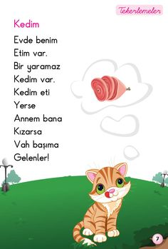 1. Sınıf Konu Anlatım HİKAYELER (OKUMA DİZİSİ) Baby List, Cheat Sheets, Slogan, Kindergarten, Preschool, Study, Activities, Education, Reading