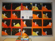 Afbeeldingsresultaat voor thema feestje astronaut