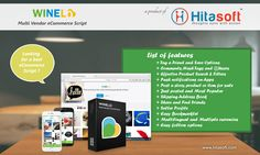 Winelo - Ecommerce Solution  by Hitasoft (www.hitasoft.com)
