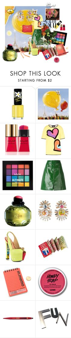 """""""""""Just for Fun...!"""" :)"""" by basbousa ❤ liked on Polyvore featuring Rimmel, Yosemite Home Décor, Yves Saint Laurent, Boutique Moschino, NYX, Courrèges, Bijoux de Famille, TaylorSays, Cross and LIST"""