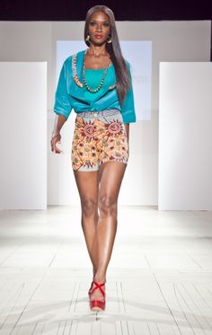 Adiree Special Events : MESANGA FASHION HOUSE @afwny 2012