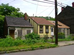 Discovering Historic Pittsburgh: Spring Garden: Working Class History on map in 1880's